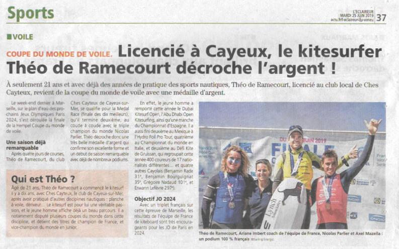 25 Juin 2019 - L'Eclaireur